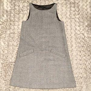 Theory sleeveless dress paid $295 size 0 Like new